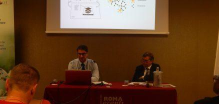 Nemzetközi konferenciákon – a DBH Group a 7. ICSD-n is képviseltette magát Rómában