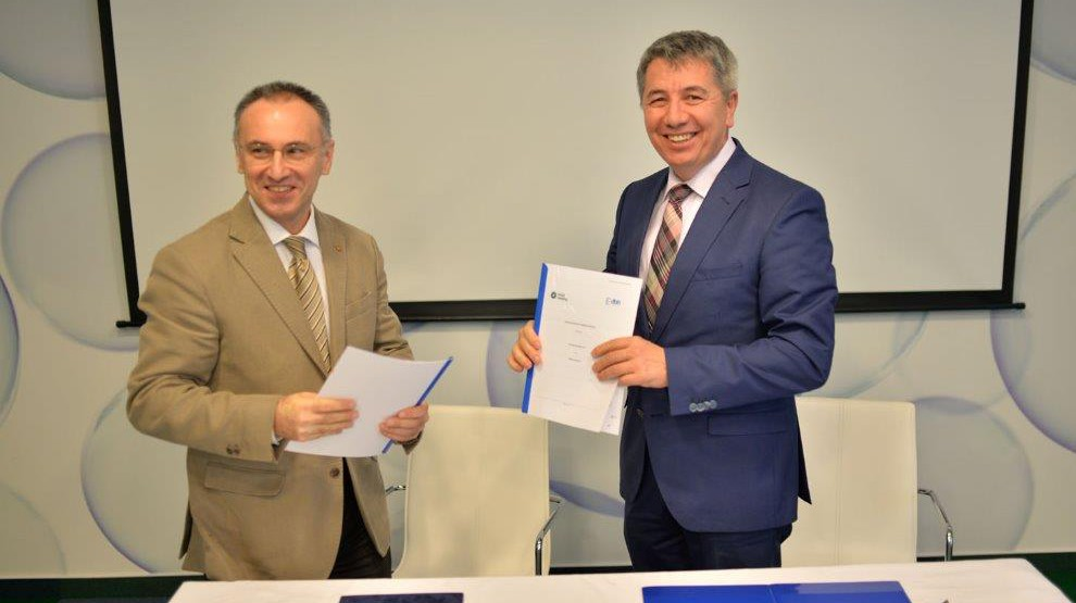 DBH Group signed business partnership with Pasha Holding