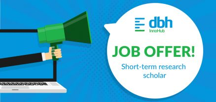 Job offer – Short-term research scholar