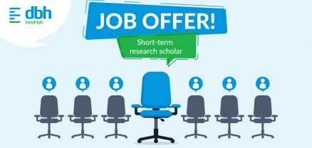 Job offer - Short-term junior researcher or research assistant