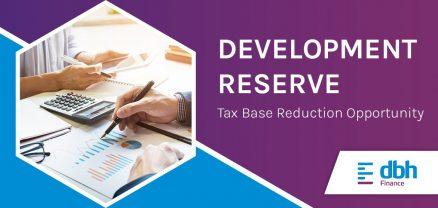DEVELOPMENT RESERVE – Tax Base Reduction Opportunity
