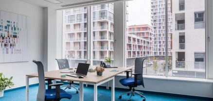 Rethinking the office: calculating the total costs of our office