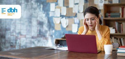Trei  mari dezavantaje ale muncii de acasă și cum pot fi contracarate