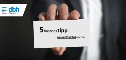 5 hasznos tipp könyvelőváltás esetén